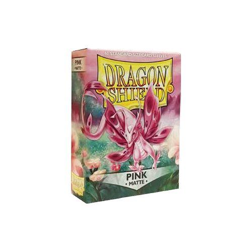 Pink Arcane Tinman AT-11012 Dragon Shield Sleeves Matte Card Game