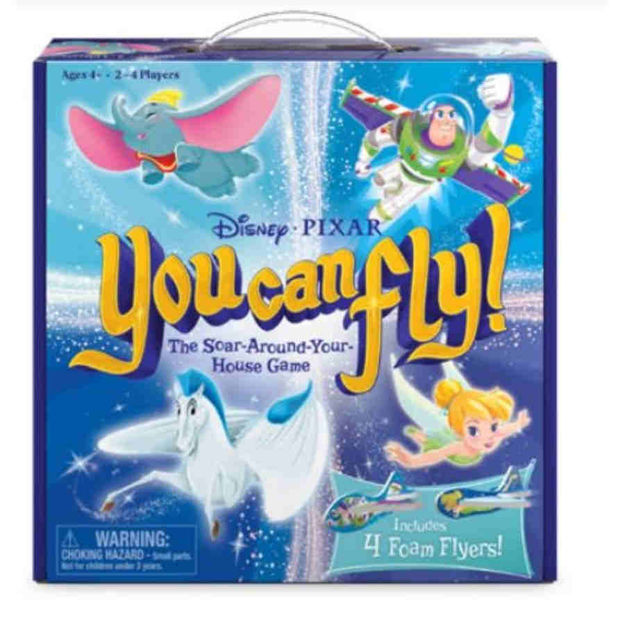 DISNEY: YOU CAN FLY!