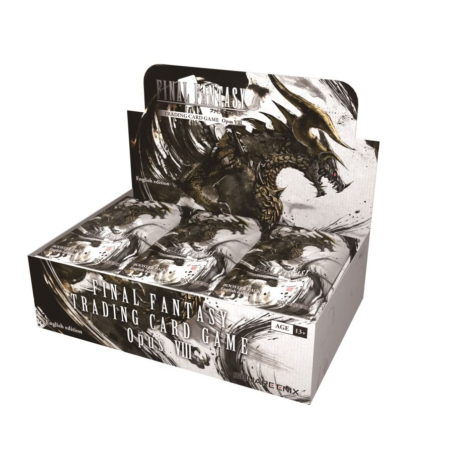 Final Fantasy XIV Trading Card Game TCG 2019 Starter Deck English Edition NEW