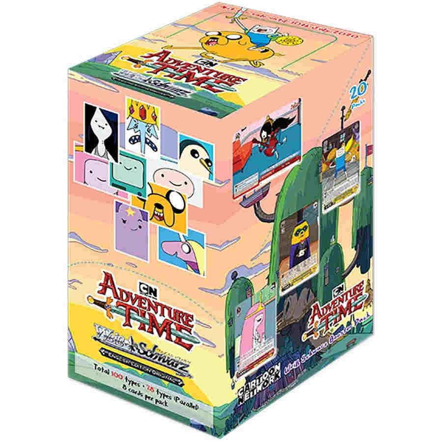 Weiss Schwarz Promo Finn /& Jake Adventure Time